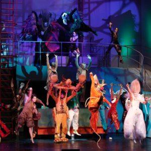 Czarnoksiężnik krainy Oz Teatr Capitol recenzja