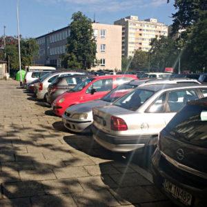 opłata parkowanie śródmiejska strefa płatnego parkowania