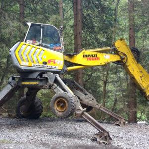 odpowiedzialność wypadek przechodnia remont chodnika