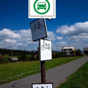 wjazd rowerem strefa czystego transportu