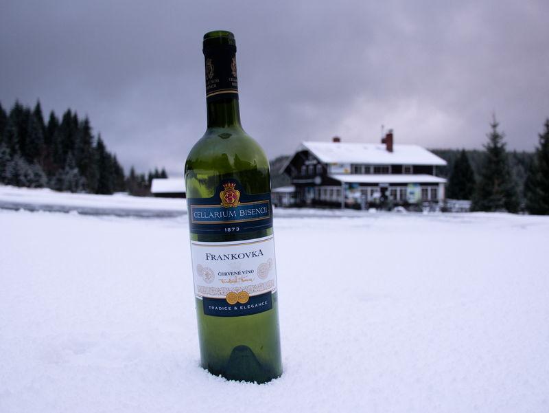 Wino Cellarium Bisencii frankovka