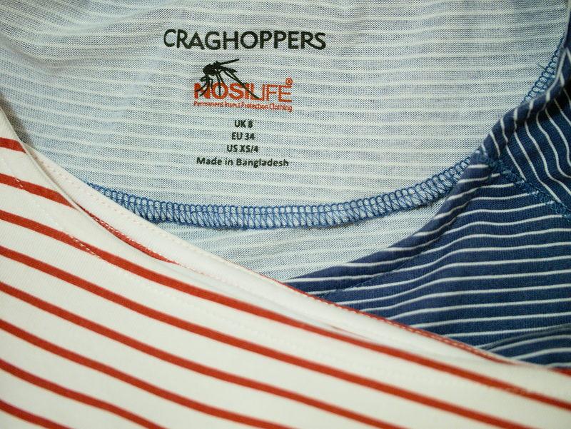 odzież turystyczna craghoppers