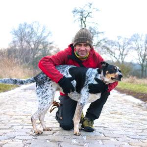 Wegetariańskie karmienie psa