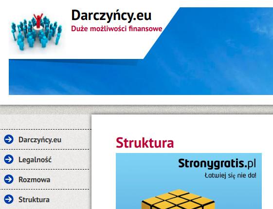 piramida finansowa darczyńcy.eu