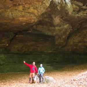 Saska Szwajcaria Hickelhöhle