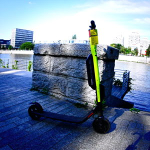 Urządzenie transportu osobistego projekt