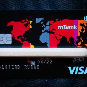 karta mBank Visa Świat Intensive