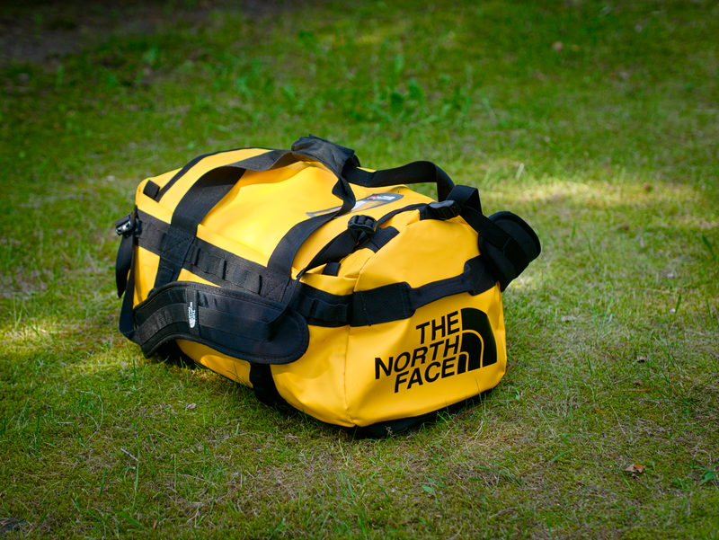 The North Face Base Camp duffel bag test