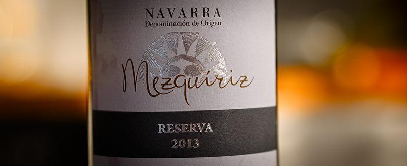 Navarra Mezquiriz Reserva 2013