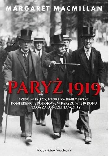 MacMillan Paryż 1919 recenzja