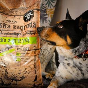 Karma psów Wiejska Zagroda test