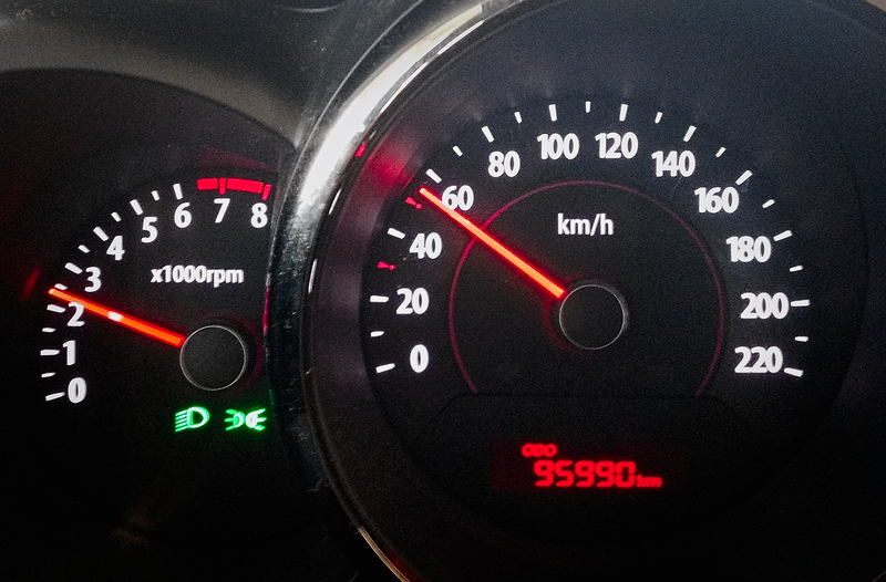 tolerancja prędkościomierza