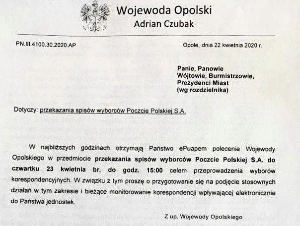 poczta polska dostęp danych PESEL