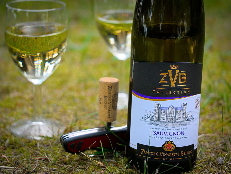 Zámecké vinařství Bzenec Sauvignon 2019