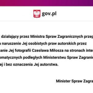 MSZ przeprosiny Judyta Papp
