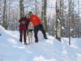 Rudawy Janowickie zimą