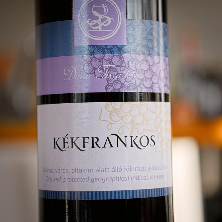 Wino Kekfrankos