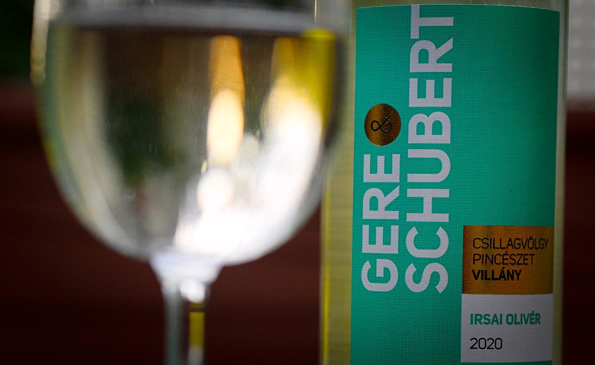 Gere & Schubert Irsai Oliver 2020